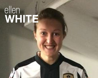 Ellen White blog on Women's Soccer United