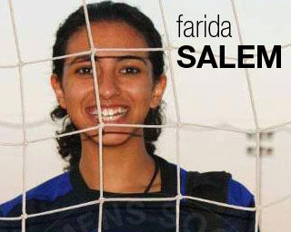 Farida Salem blog on Women's Soccer United
