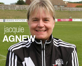 Jacquie Agnew blog on Women's Soccer United