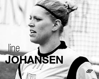 Line Johansen blog on Women's Soccer United
