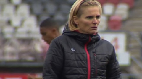Sarina Wiegman named as coach for the Dutch women's team