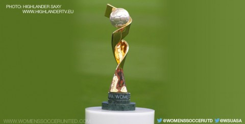 Seedings confirmed for FIFA Women's World Cup 2019 preliminary round draw