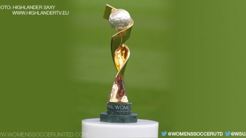 Seedings confirmed for the FIFA Women's World Cup qualifying group stage draw