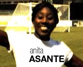 Anita Asante blog on Women's Soccer United