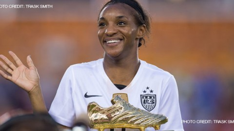 North Carolina Courage Acquires Rights to USWNT Forward Crystal Dunn and an International Spot in Trade with Washington Spirit