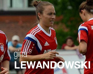 Gina Lewandowski blog on Women's Soccer United