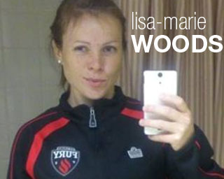 Lisa-Marie Woods blog on Women's Soccer United