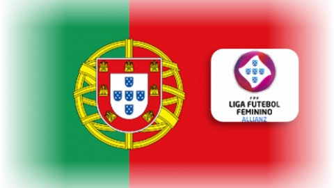 Sporting CP lead Liga Futebol Feminino Allianz 16th January