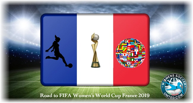 road to france world cup 2019