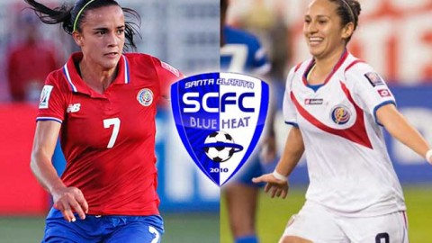 Santa Clarita sign Costa Rican international duo Melissa Herrera & Carolina Venegas