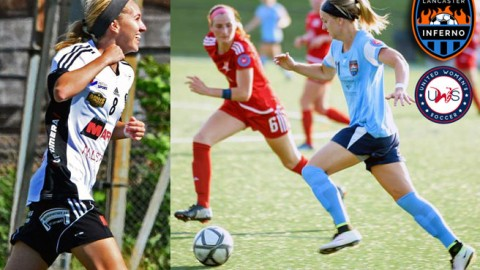 Transfer Roundup: Inferno's Sydney Blomquist off to Finland; RSL's Stephanie Verdoia now in Norway