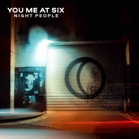 COMPETITION: Win a copy of You Me At Six highly anticipated new album 'Night People'