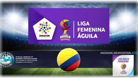 Colombia Liga Águila Femenina 2017 Match Fixtures