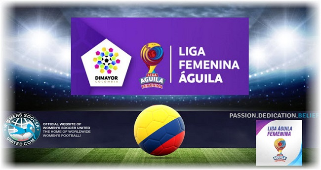Colombia Women's Eagle League 2017 FR