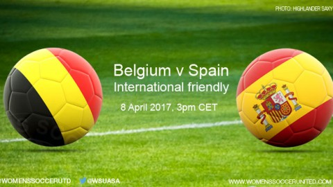 Belgium to host Spain in an International friendly on 8 April