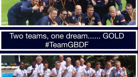£125k needed to send GB Deaf Men/Women to the Deaflympics 2017