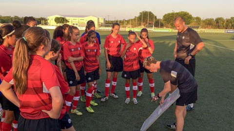 Canada Soccer's EXCEL program leaves no stone unturned in search for talented players