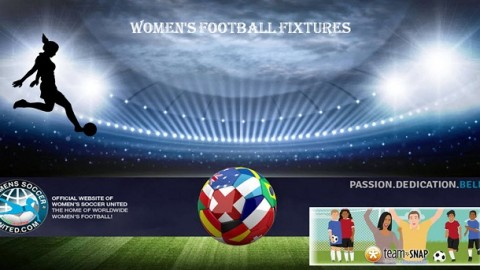 Women's Midweek Football Fixtures 1st March to 3rd March 2017