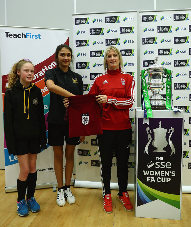 Fourth Round of the SSE Women's FA Cup