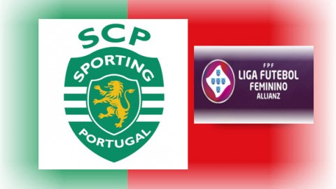 Sporting CP lead Liga Futebol Feminino Allianz 27th February