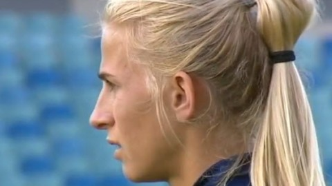 Montpellier Sofia Jakobsson has severed cruciate ligament damage