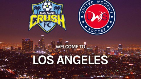 Los Angeles-based So Cal Crush F.C. Joins United Women's Soccer