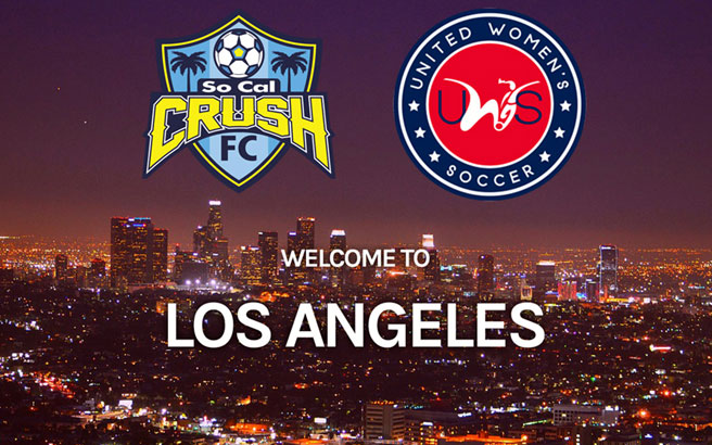 Los Angeles-based So Cal Crush F.C. Joins United Women's ...