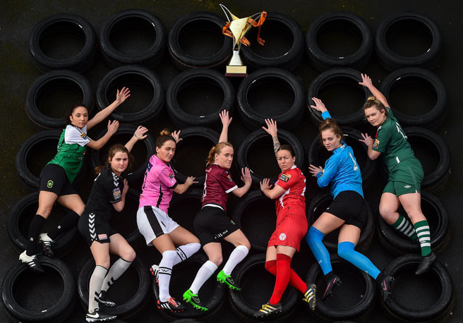 Continental Tyres WNL: 2017 season launched at Aviva Stadium