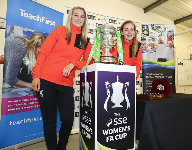 Holders Arsenal to face Birmingham City in SSE Women's FA Cup Sixth Round