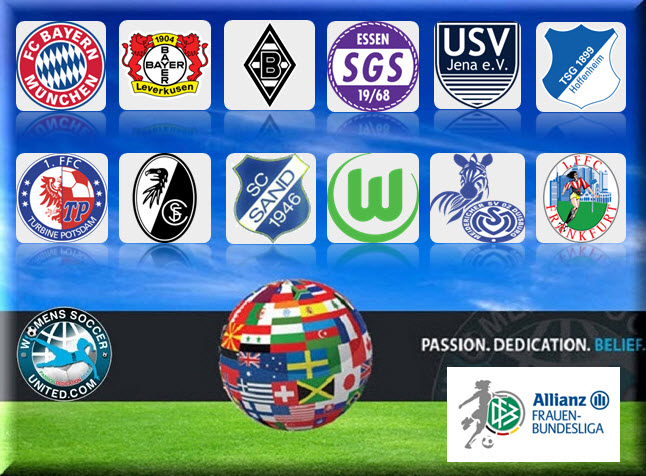 Alliance Women's Bundesliga 2016-17