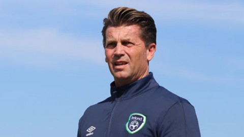 Republic of Ireland Head Coach Colin Bell names squad for Slovakia friendly