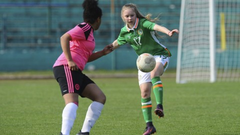 Republic of Ireland held by Scotland in second UEFA Women's U-17 Elite Round qualifier