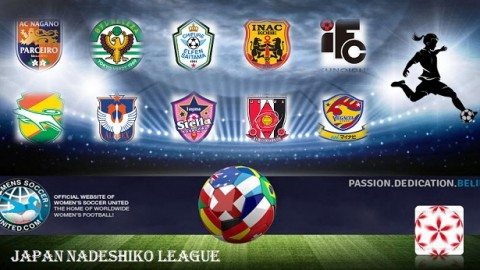 Opening Day Match Results From Japan's Nadeshiko League 2017