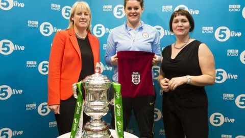 Jennifer Beattie shares her thoughts on yesterday's SSE Women's FA Cup semi-final draw
