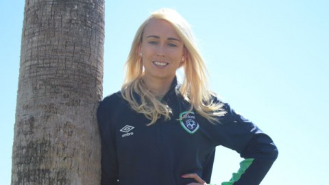 Republic of Ireland striker Stephanie Roche 'proud' to reach 50-cap milestone ahead of Wales showdown