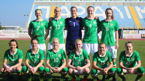 Match report: McCabe strike ensures unbeaten Republic of Ireland top Group C at Cyprus Cup