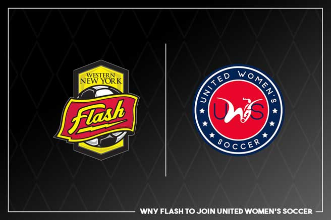 WNY Flash Join United Women's Soccer