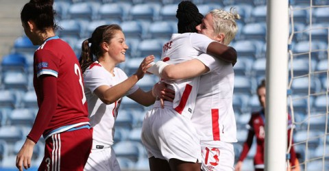 Match report: Canada Soccer defeats Russia 2-1 in second Algarve Cup 2017 group stage match
