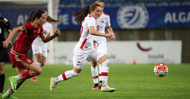 Canada places second at Algarve Cup 2017