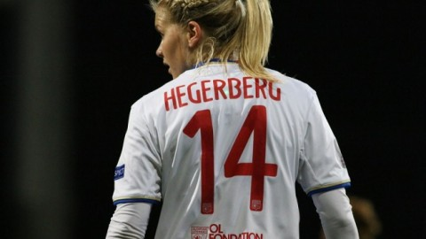 Ada Hegerberg leads the D1 Féminine Top Goal scorer
