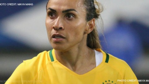 Marta signs for NWSL club Orlando Pride
