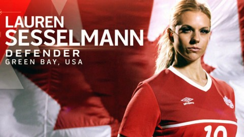 Canadian international Lauren Sesselmann Signs With Santa Clarita