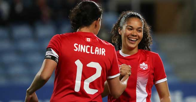 Canada Soccer to face Spain in Algarve Cup 2017 Championship Final