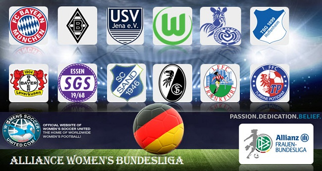 Alliance Women's Bundesliga 2017