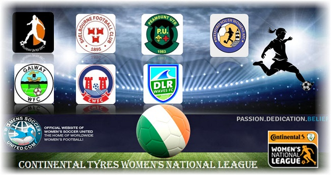 Continental Tyres Women's National League