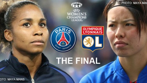 PSG and Lyon to contest UEFA Women's Champions League Final
