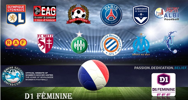 French Féminine Division One 2017