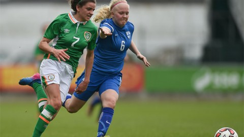 Clinical Finland eliminate IRLWU19's in Elite Round