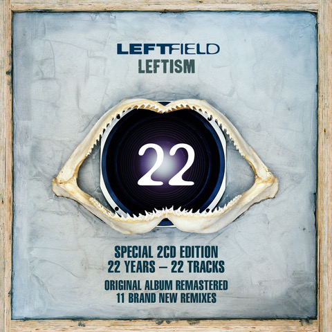 WIN! We have copies of Leftfield's new album Leftism 22 to be won!