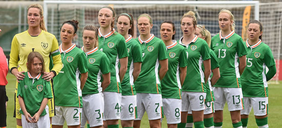 Republic of Ireland drawn against Northern Ireland in FIFA 2019 Women's World Cup Qualifying